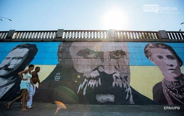 В Украине отмечают день рождения Тараса Шевченко, фото-1