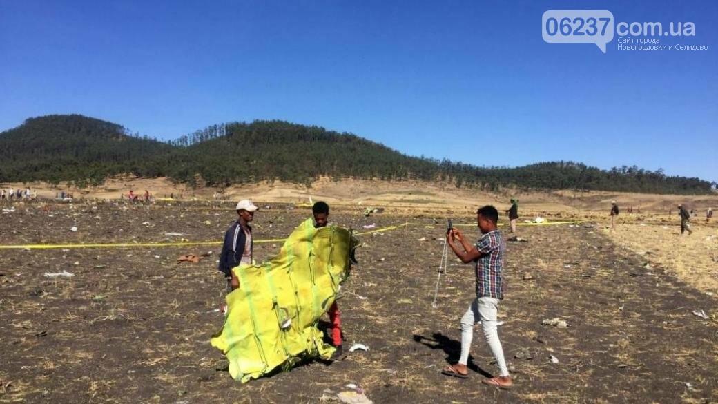 В Эфиопии потерпел крушение Boeing, жертвами стали 157 человек, фото-1