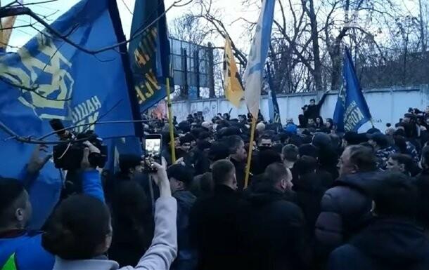 Столкновения в Черкассах: двум участникам избрали меру пресечения, фото-1