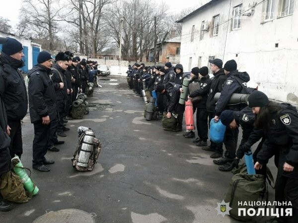 В Селидово полицейских подняли по «тревоге», фото-1