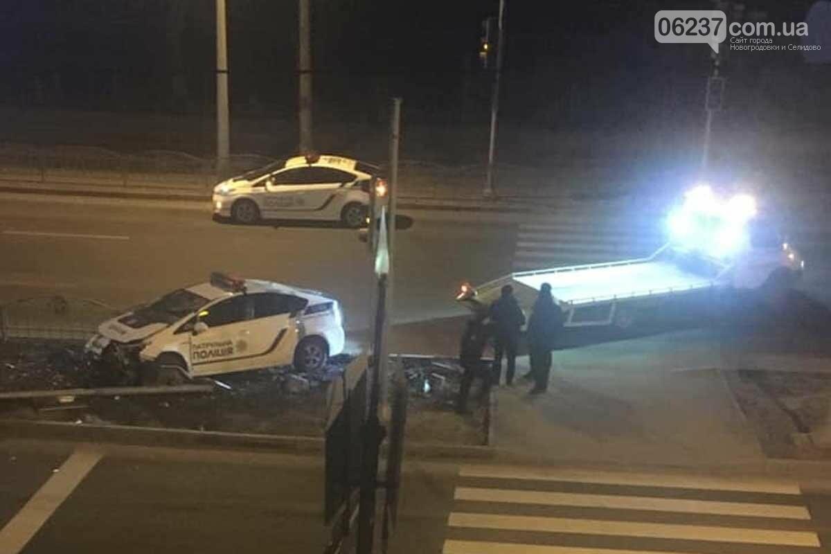 В Харькове сотрудница полиции насмерть сбила пешехода, фото-1