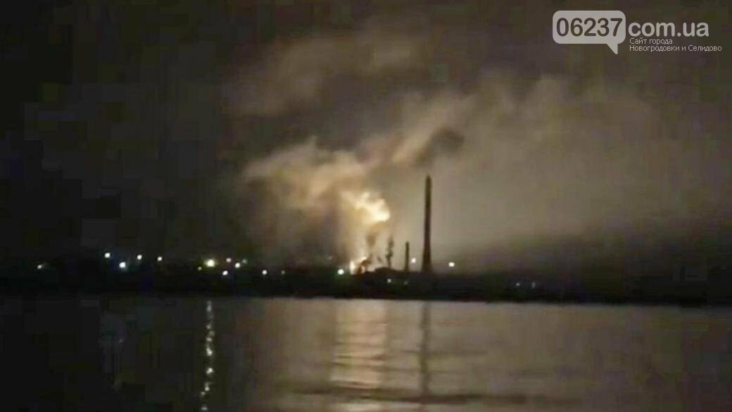 Крупный пожар в Мариуполе: горит завод «Азовсталь», фото-1