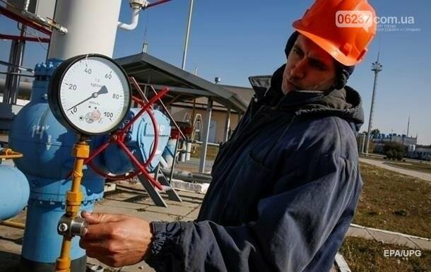 Запасы газа Украины уменьшились до 9 млрд куб. м, фото-1
