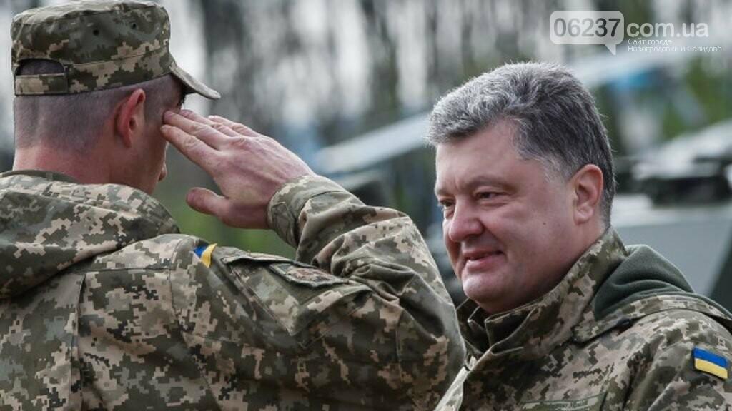 Порошенко анонсировал испытания новых ударных беспилотников, фото-1