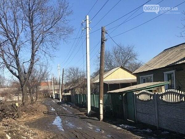 В Новогродовке проводят работы по улучшению электроснабжения, фото-1