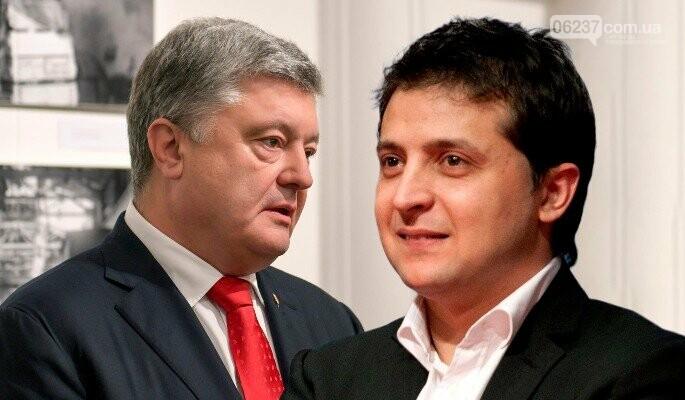 «Не является кандидатом»: у Порошенко прокомментировали высокий рейтинг Зеленского, фото-1