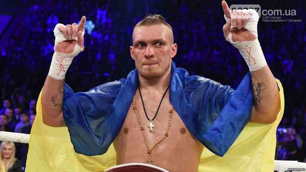 Стали известны соперник и дата дебюта Усика в супертяже, фото-1