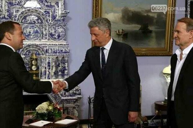 Порошенко прокомментировал визит Бойко и Медведчука в Кремль, фото-1
