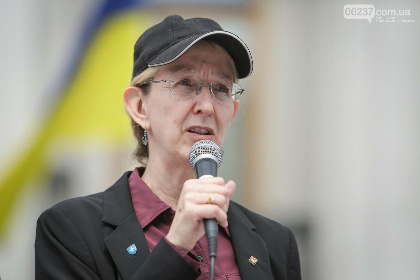 Супрун рассказала о ситуации с туберкулезом, от которого в Украине каждый день умирает 10 человек, фото-1