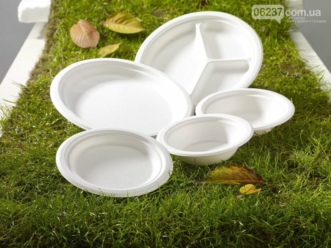Европарламент запретил одноразовую пластиковую посуду, фото-1
