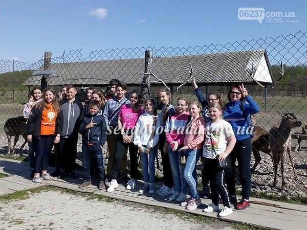 Горняцкие школьники совершили увлекательное путешествие в Закарпатье, фото-1