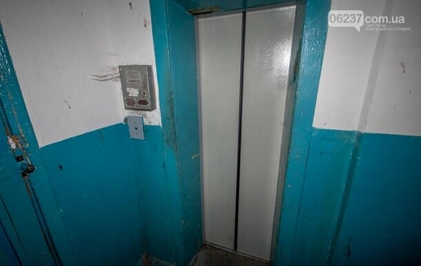 В Днепре оборвался лифт с семейной парой внутри, фото-1