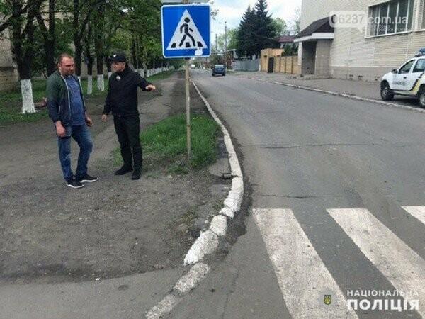 Благодаря полицейским в Горняке и Новогродовке стало больше внимательных пешеходов, фото-1