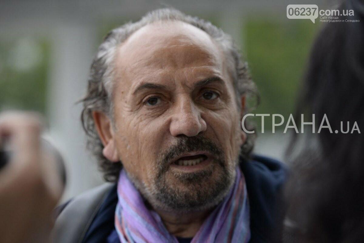 В Украину вернулся журналист Савик Шустер, фото-1