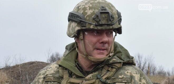 Наев: На освобождение Донбасса уйдет менее суток, фото-1