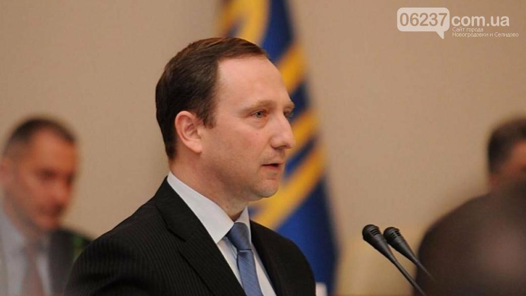 Глава Администрации президента Райнин подал в отставку, фото-1