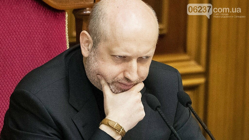 Турчинов подал в отставку с поста главы СНБО, фото-1