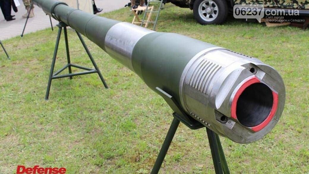 На Старокраматорском машзаводе представили мощное оружие для ВСУ, фото-1