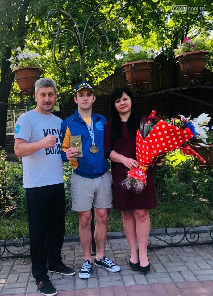 Новогродівка зустріла нового чемпіона світу Микиту Шуфріча, фото-2