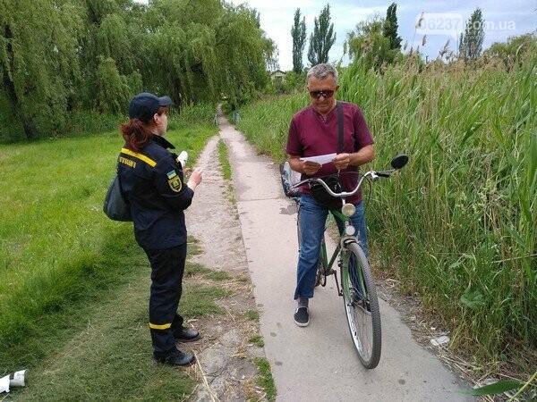 Жителям Селидово рассказали, как не утонуть этим летом, фото-1