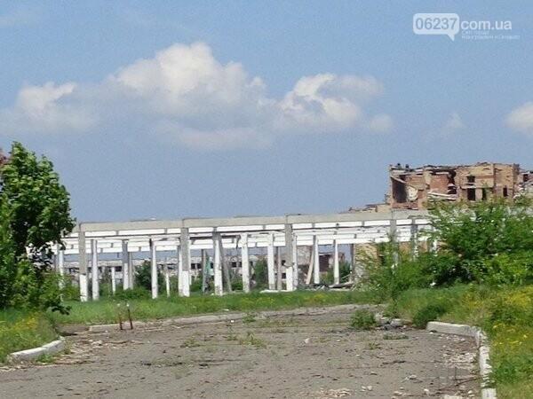 Что осталось от некогда известного гипермаркета «Метро» в Донецке, фото-1