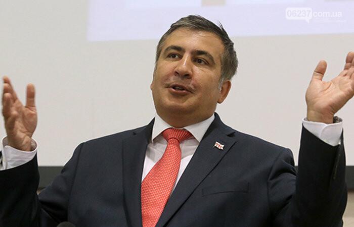 Зеленский вернул Саакашвили гражданство, и он завтра возвращается в Украину, фото-1