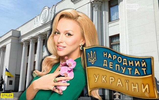 Оля Полякова идет в политику: певица озвучила важные детали, фото-1