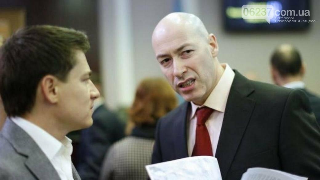 Дмитрий Гордон возглавил штаб партии «Сила и Честь», фото-1