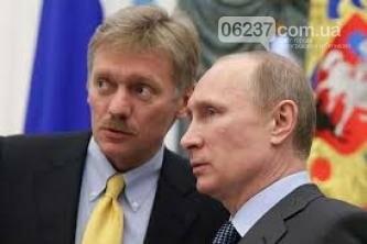 Песков сообщил условие для первой встречи Путина с Зеленским, фото-1