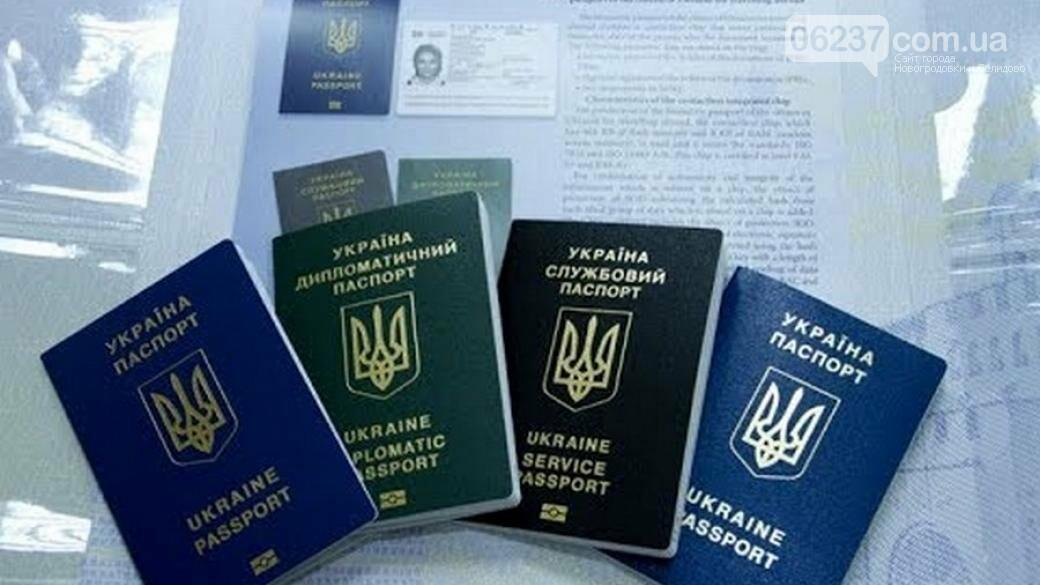 В Украине повысится стоимость оформления загранпаспортов, фото-1