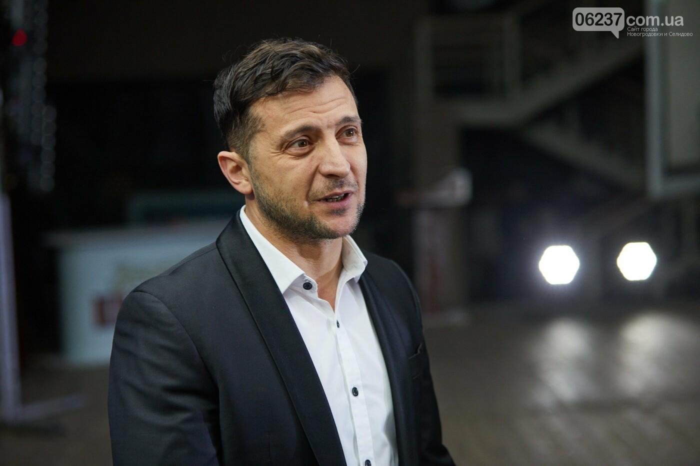 Зеленский ответил на петицию об его отставке, фото-1