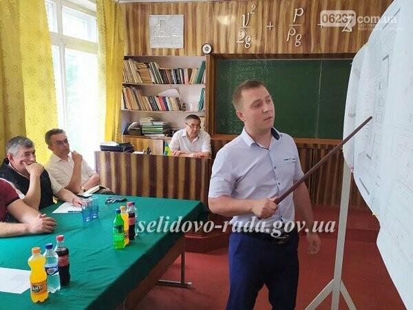В Селидовском горном техникуме проходит защита дипломных проектов, фото-1