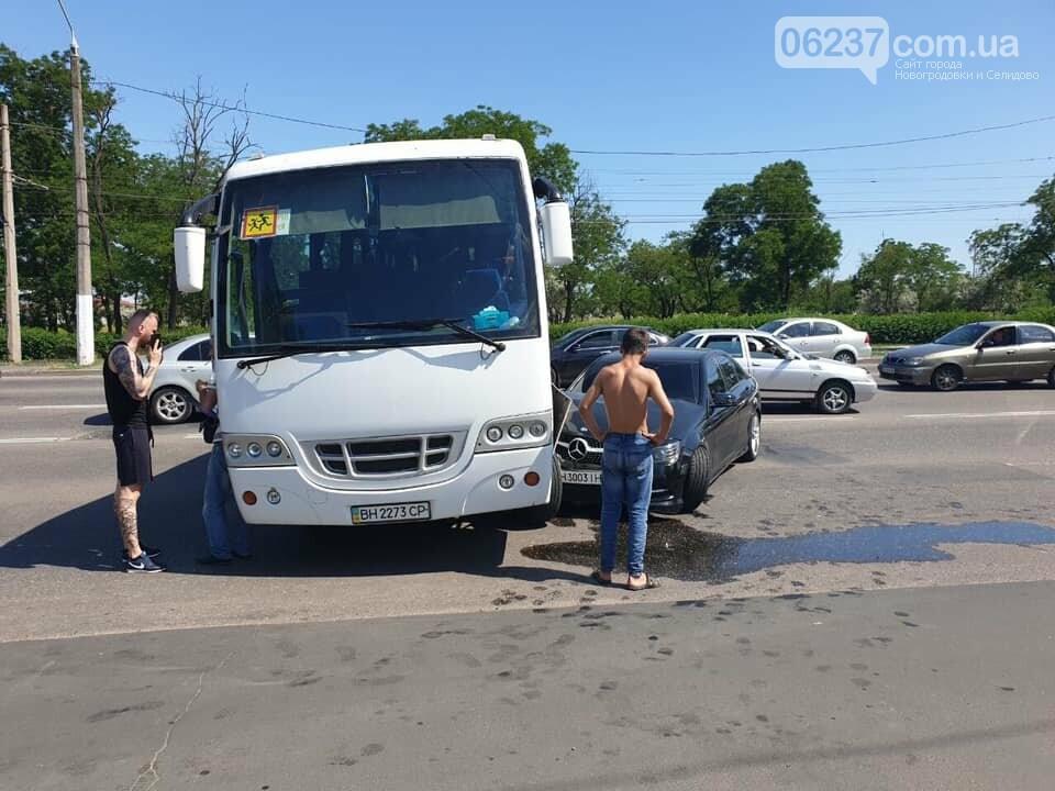 В Одессе попала в ДТП младшая дочь Гриценко, фото-1
