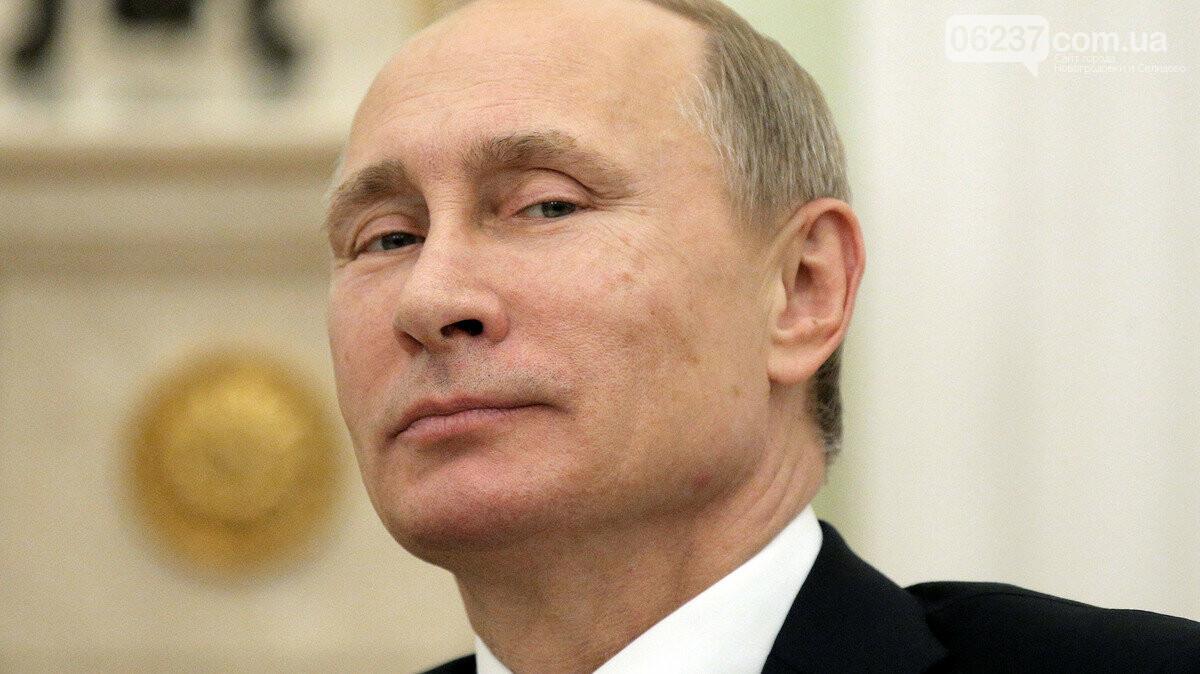 Путин выразил надежду на восстановление отношений с Украиной, фото-1