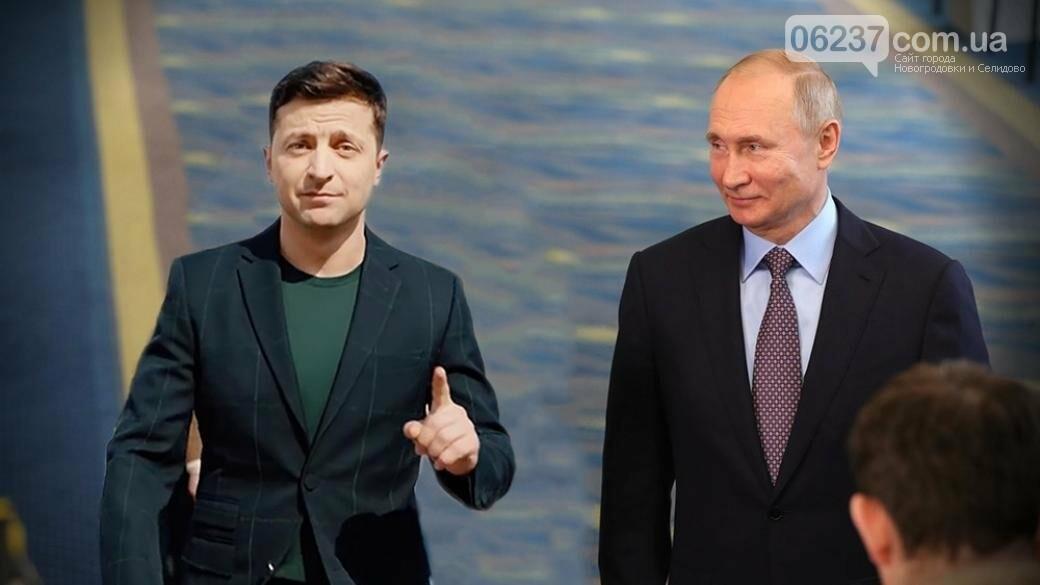 Российский журналист заявил о схожести Зеленского и Путина, фото-1