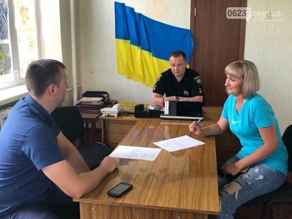 Жители Цукурино рассказали о своих проблемах начальнику Селидовского отделения полиции, фото-1