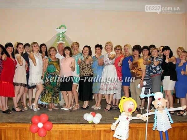 В Селидово прошли торжества по случаю Дня медицинского работника, фото-1