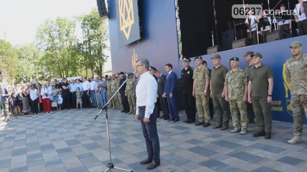 Экс-глава Донецкой ОГА дважды назвал украинских военных «боевиками», фото-1