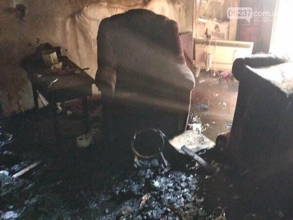 В результате пожара в Новогродовке погиб мужчина, фото-1
