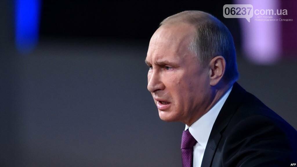 Путин о выводах по MH17: Нас это не устраивает, фото-1
