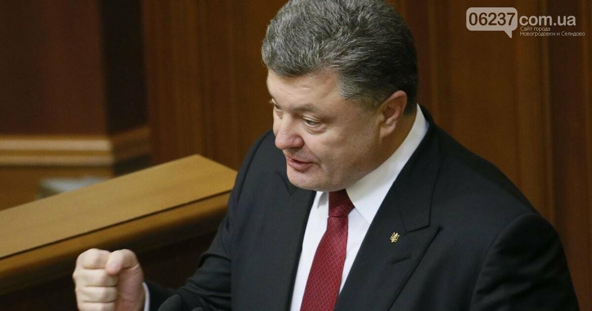 Порошенко рассказал, зачем идет на выборы в Раду, фото-1