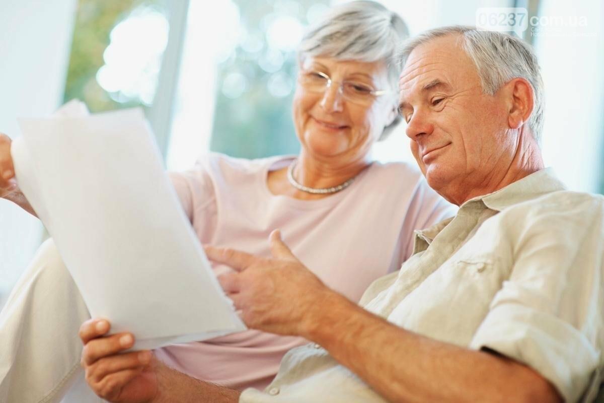 Кабмин с 1 июля повышает пенсии, фото-1