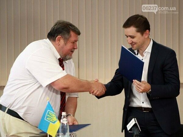 Селидовский горный техникум будет тесно сотрудничать с ШУ «Покровское» и ПРАО «Донецксталь», фото-1