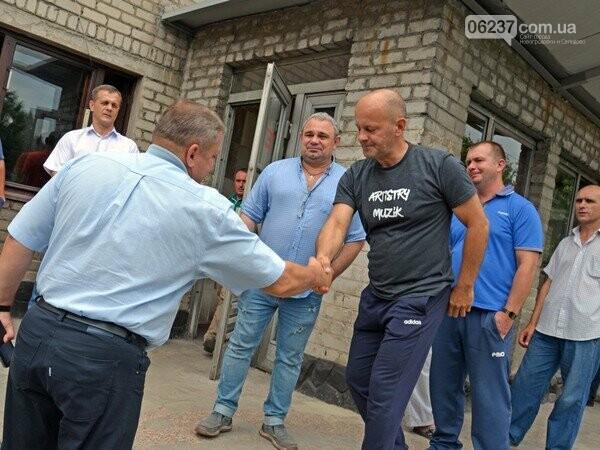 Горноспасатели просят поддержки у народного депутата, фото-1