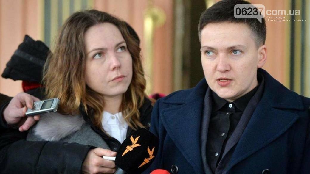 Выборы в ВРУ: Сестры Савченко будут баллотироваться в Донбассе, фото-1