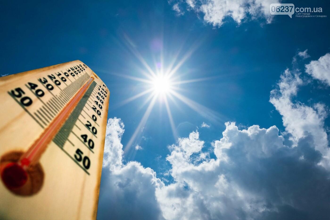 Спека повертається: прогноз погоди в Україні на тиждень, фото-1