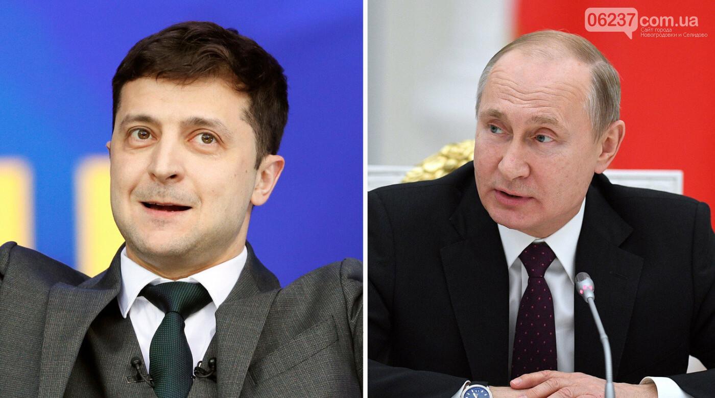 Путин отреагировал на просьбу Зеленского о моряках, фото-1