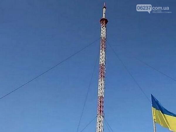 Двухсотметровая телевышке в Горняке скоро может прекратить свою работу, фото-1