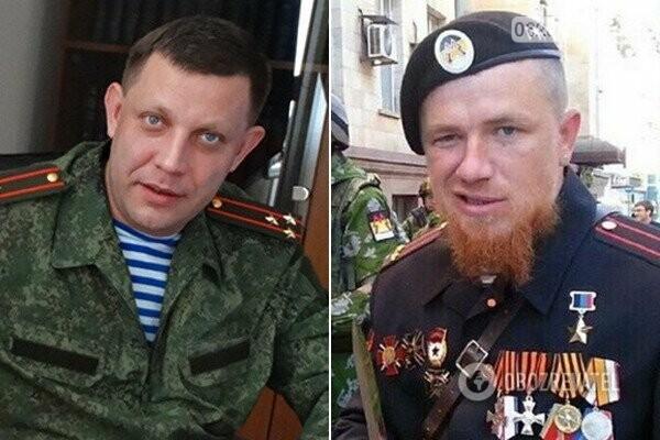 «Моторолла и Захарченко»: В Донецке появился «музей восковых фигур», фото-1