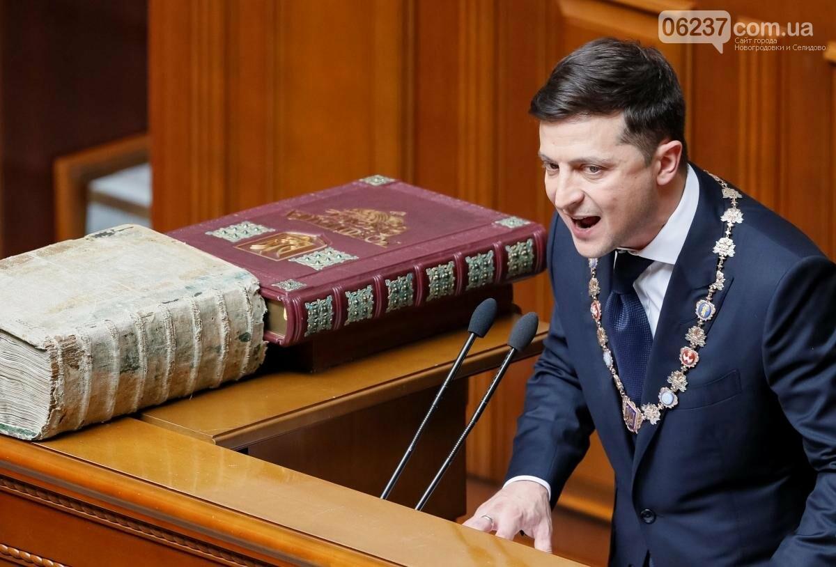 Зеленский заявил, что русскоязычные жители Донбасса тоже украинцы, фото-1